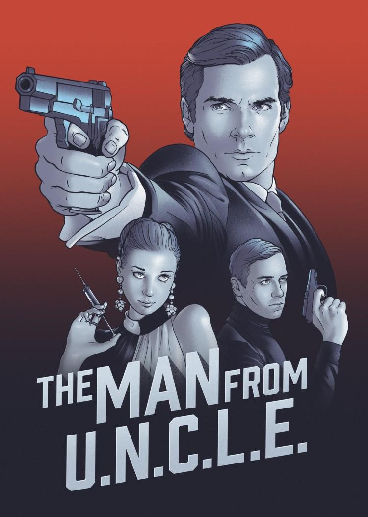 The Man fron U.N.C.L.E